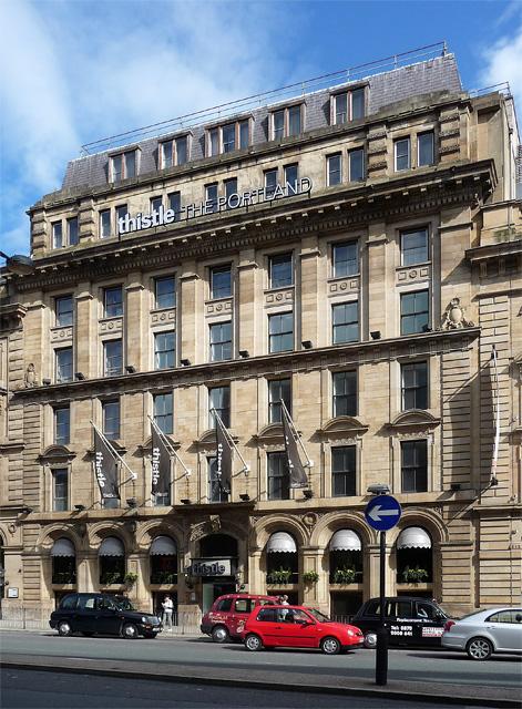 7 Portland Street, Manchester