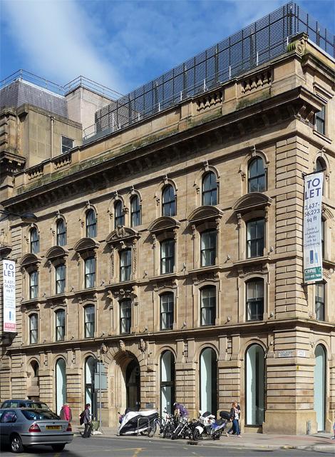 9 Portland Street, Manchester