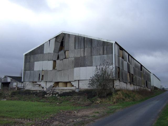 Barn, Scat House Farm