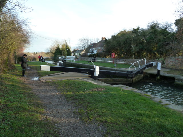 Lock 8, Grand Junction Canal - Buckby Lock