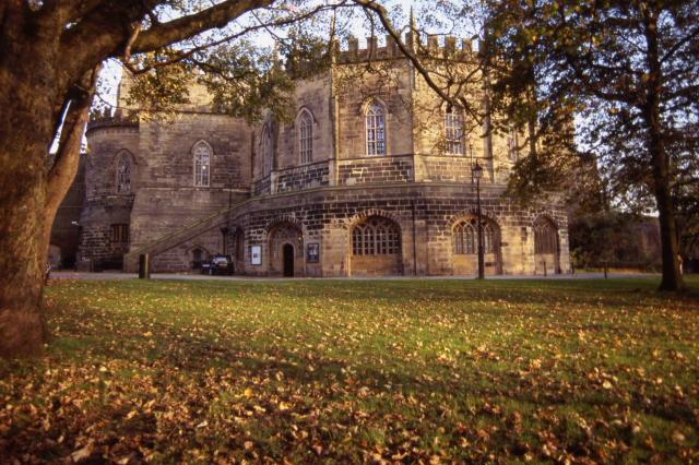 Shire Hall, Lancaster Castle