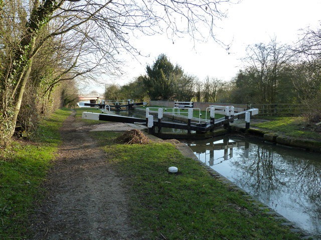 Lock 9, Grand Junction Canal - Buckby Lock