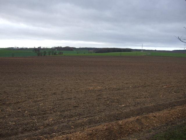 Farmland off Whitecote Lane