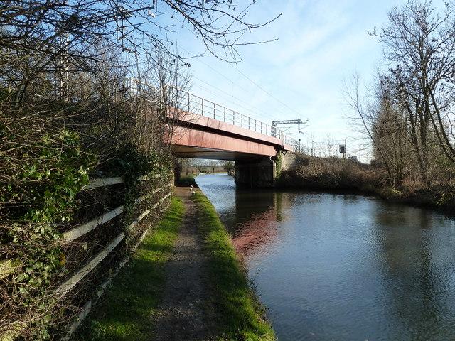 Bridge 13B, Grand Junction Canal
