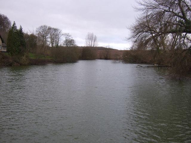 Coldhill Pond