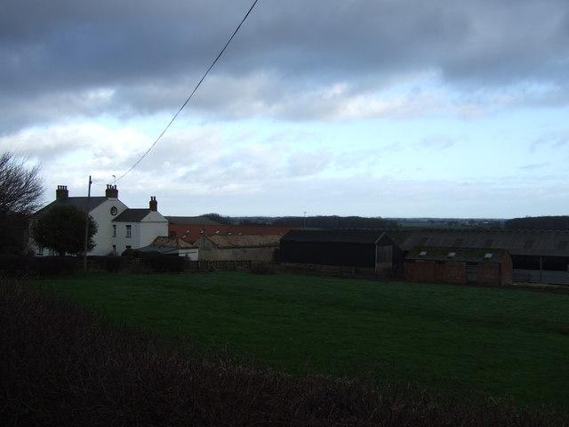 Saxton Grange