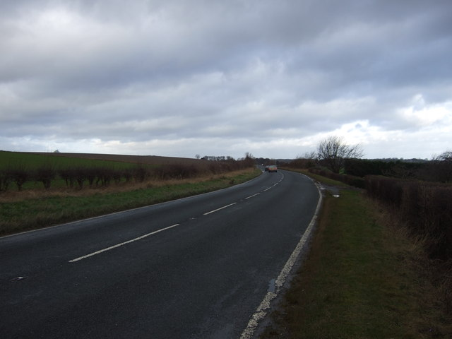 A162 heading north