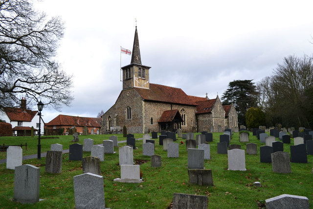 St Mary the Virgin, Little Hallingbury, Essex