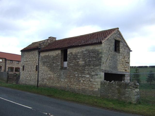 Farm buildings, Lead Mill Farm