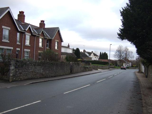 Great North Road, Micklefield