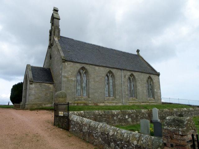 Boarhills and Dunino Parish Kirk