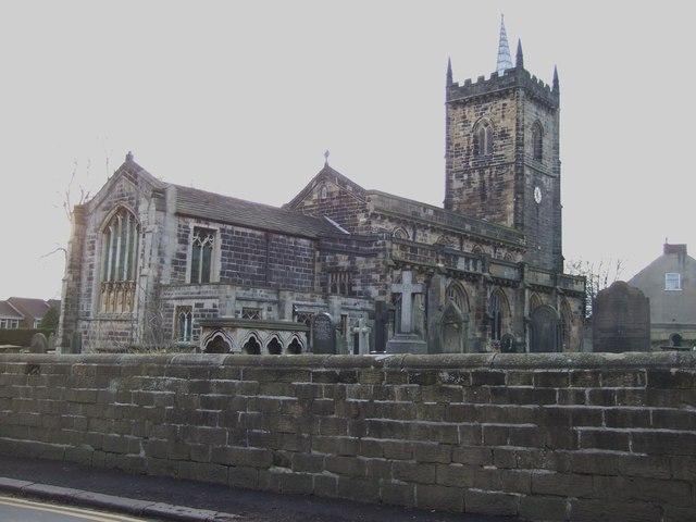 St Mary's Parish Church, Whitkirk
