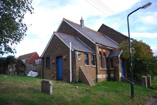 Methodist Church, Lower Stoke