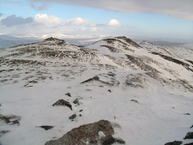 Summit of Ben Vrackie