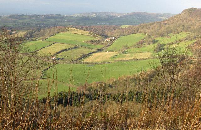 View to Gormire Farm