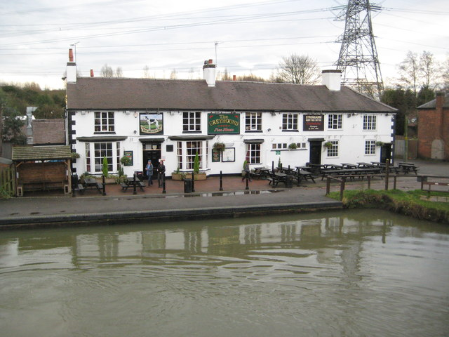Hawkesbury: The Greyhound