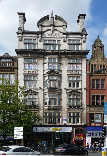59-61 Piccadilly, Manchester