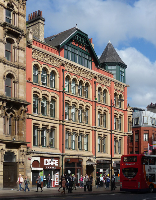 77-83 Piccadilly, Manchester