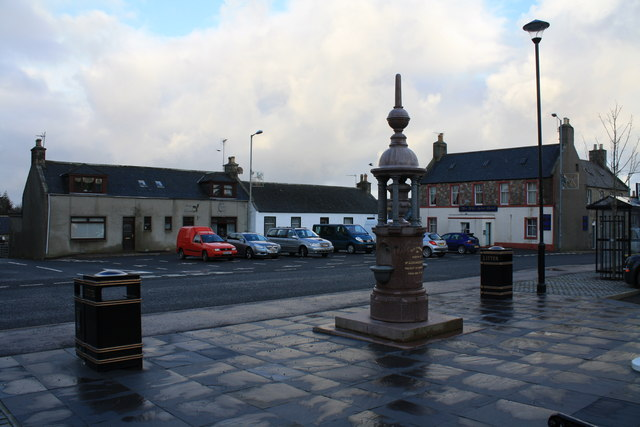 Aberchirder Square