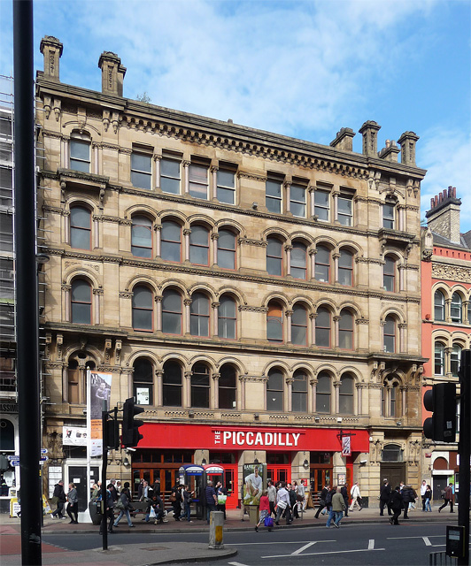 69-75 Piccadilly, Manchester
