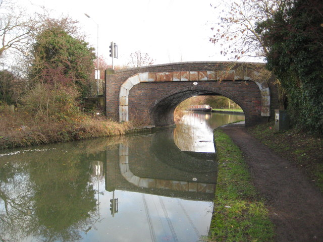 Coventry Canal: Coney Lane Bridge