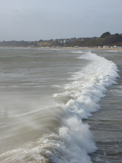 Bournemouth: another wave breaks
