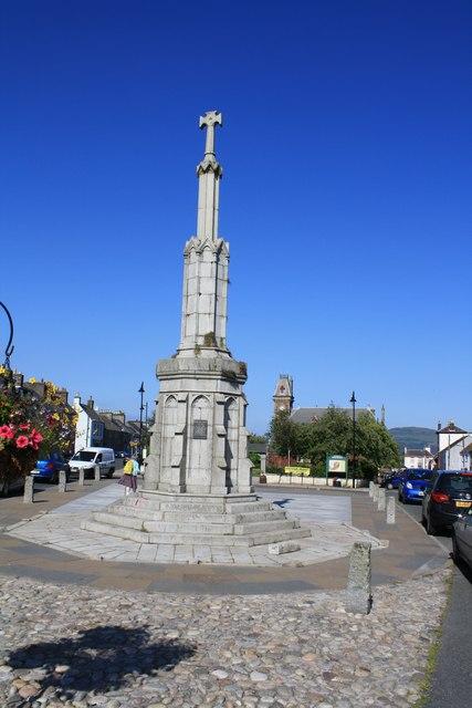Market Cross, Wigtown