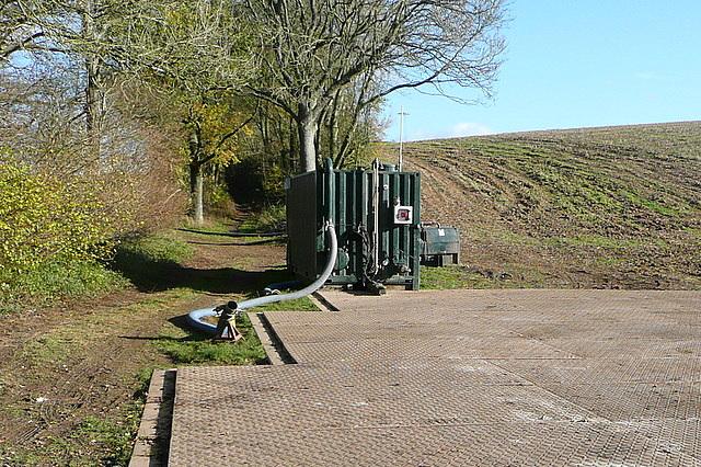 Track at Hay Wood