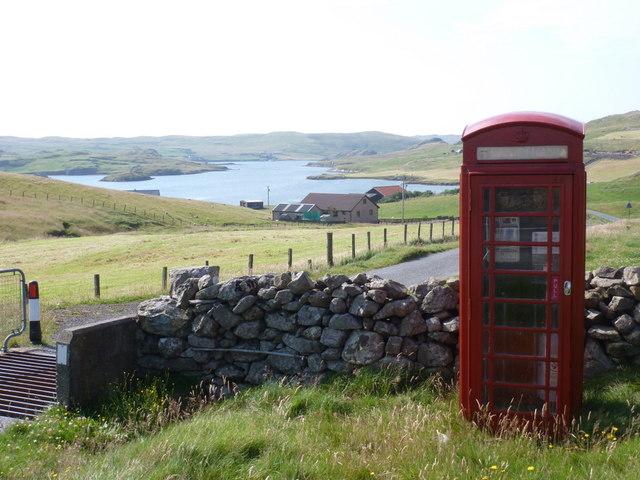 Clousta: the telephone box