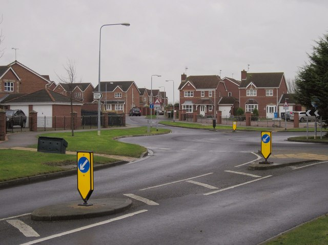 Roundabout, Drypool