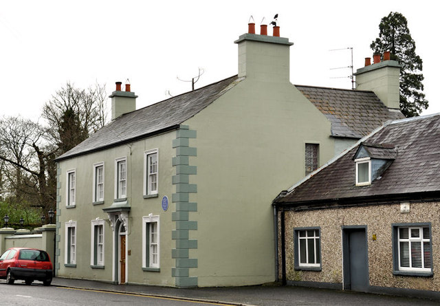 Hamilton Harty's birthplace, Hillsborough