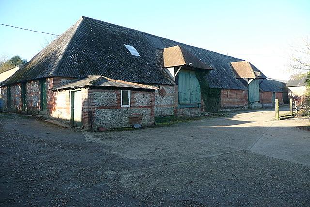 Barn at Freemantle Farm