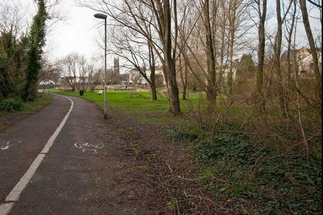 Portmarsh Field between Gloster Road and Portmarsh Lane