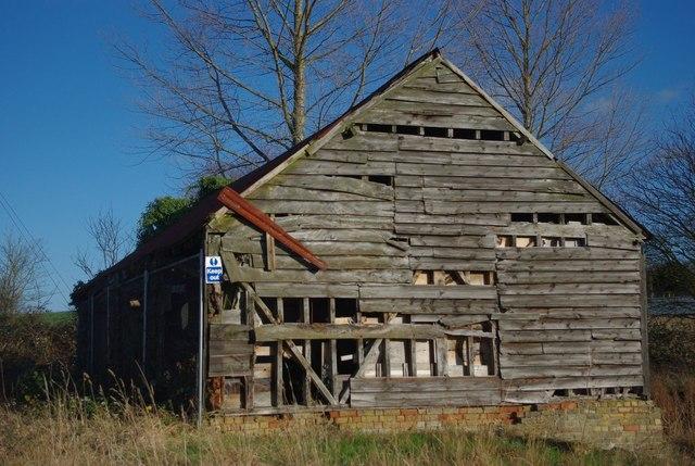 Old building, Cockayne Hatley