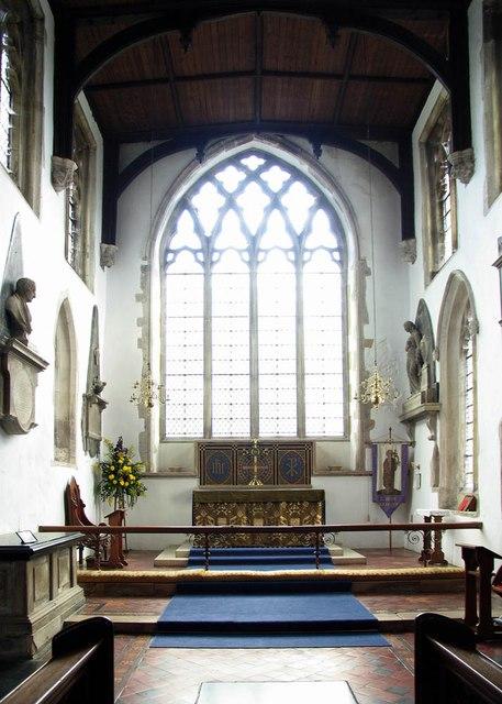 St John, Finchingfield - Chancel