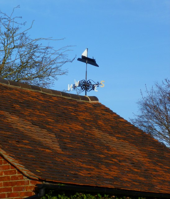Weathervane on Hook Lane