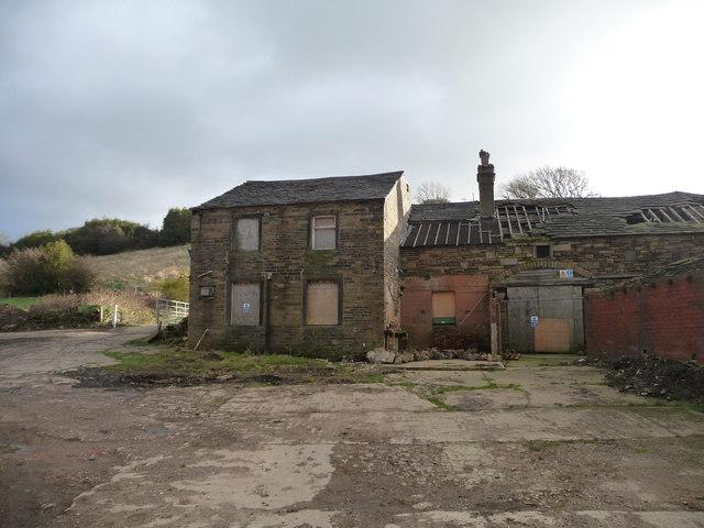 Stirley farmhouse