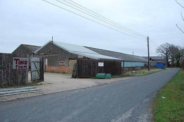 Tong farm, Marle Place Road