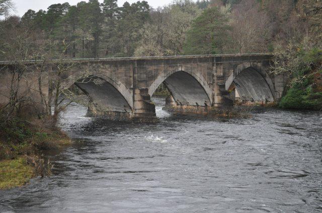 New Bridge of Oich