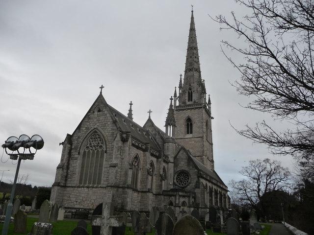 The Marble Church, St. Margaret's, Bodelwyddan