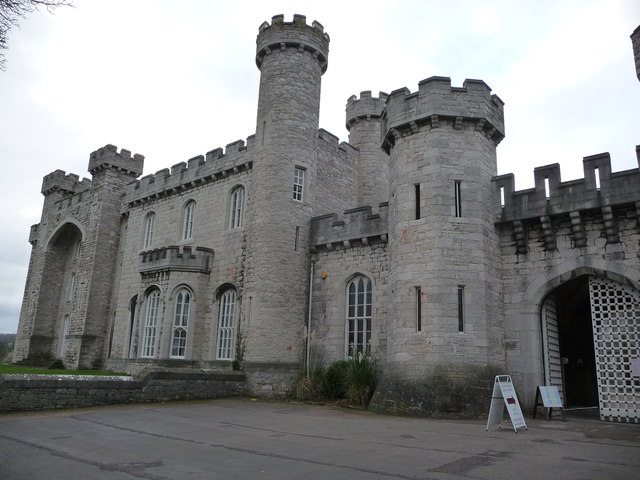 Part of Bodelwyddan Castle