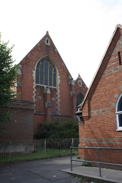 East face of St Bartholomew's Church
