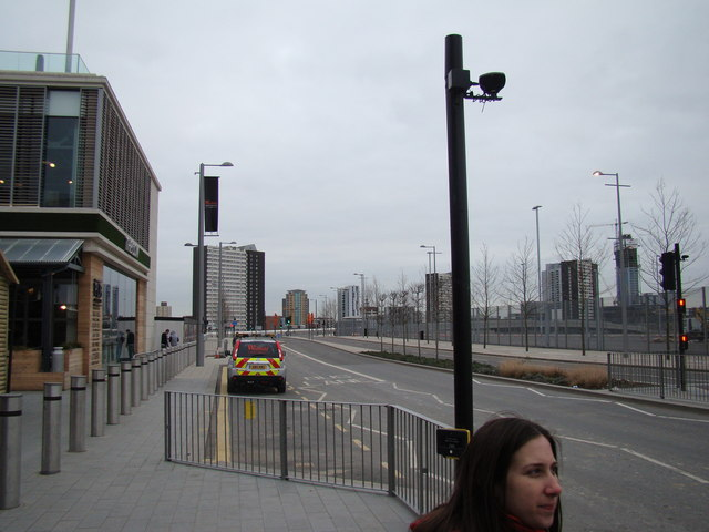 View along Westfield Way #1