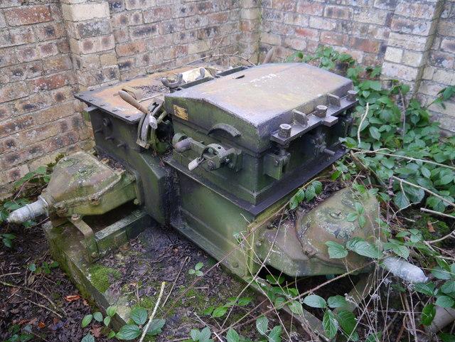 RAF Charterhall - Transformer Compound - Apparatus Image #1