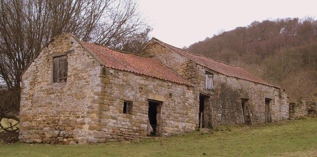 Barns at Hasty Bank Farm