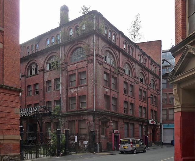 2 Harter Street, Manchester