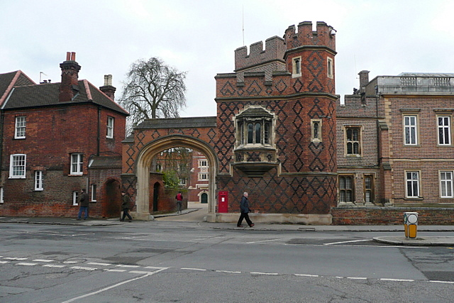 Eton College entrance