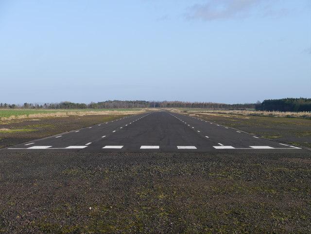 Charterhall Runway