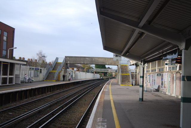 Crawley Station