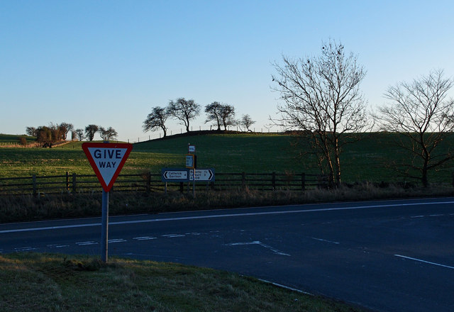 Junction, A6108